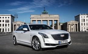 Wallpaper Cadillac, sedan, Cadillac, CT6