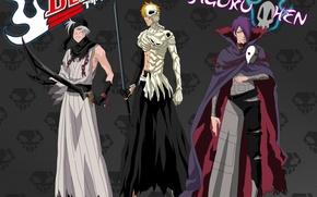 Picture sake, sword, game, Bleach, anime, katana, bankai, hero, asian, Kurosaki Ichigo, mask, manga, bones, japanese, …