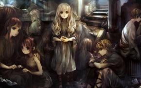 Wallpaper girl, the game, fantasy, dragon's crown artworks, art