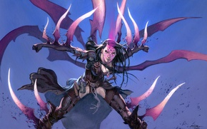 Picture Magic The Gathering, Jesper Ejsing, Vow of Malice