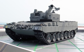 Picture Germany, tank, The Bundeswehr, Leopard 2A4