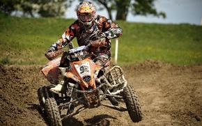 Picture race, sport, motocross