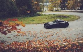 Picture autumn, nissan, cars Nissan