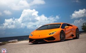 Picture Lamborghini, Huracan, HRE, P101