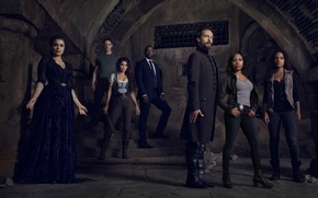 Picture The series, actors, Movies, Sleepy Hollow, Sleepy Hollow