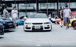 Picture Nissan, GT-R, Skyline, R34