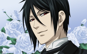 Picture Dark Butler, Kuroshitsuji, Sebastian Michaelis