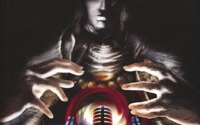 Picture darkness, something, hands, Kara no Kyoukai, the Garden of Sinners