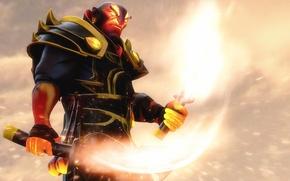 Picture sword, Dota 2, Xin, Ember Spirit