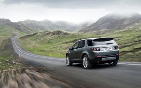 Picture Land Rover, Discovery, Sport, 2015