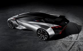 Picture Concept, Gran Turismo, Peugeot Vision, Peugeot GT