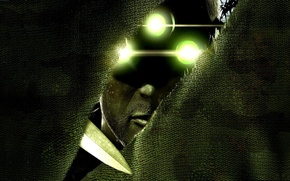 Picture Sam Fisher, Chaos Theory, Sam Fisher, Splinter Cell