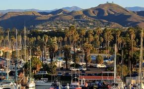 Picture city, USA, California, Ventura