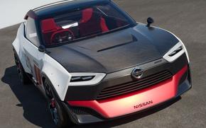 Picture Concept, Nissan, Nismo, IDx