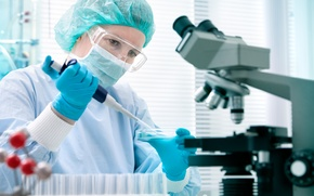Picture equipment, medicine, laboratory professionals