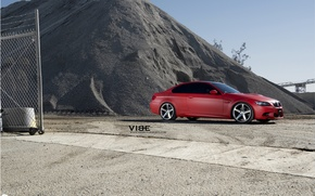 Picture machine, auto, mountain, BMW, drives, auto, Grey, wheel, Matte, Face, Concave, Machined, CW-5, Whells