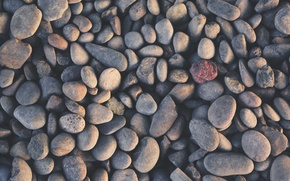 Picture stones, a lot, different