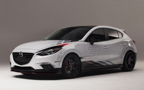 Picture Concept, background, tuning, Club, Sport, Mazda3