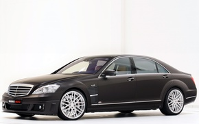 Picture Mercedes, Brabus, V12, Biturbo, S-classe