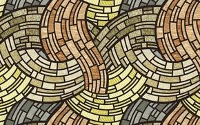 Picture wave, line, strip, background, Wallpaper, figure, texture, ornament