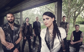 Picture Rock, Within Temptation, Sharon den Adel