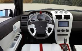 Picture view, Auto, salon, Dodge-Avenger-2007