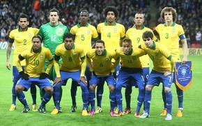 Picture brazil, ronaldinho, football Wallpapers 2013