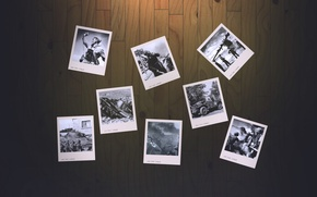 Picture wall, war, collage, world, Second