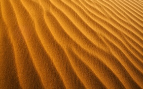 Picture sand, orange, yellow, the dunes, the wind, shore, coast, desert, minimalism, texture, dust, yellow, texture, …