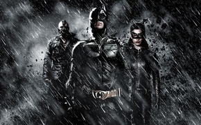 Picture Batman, Batman, The Dark Knight Rises, Christian Bale, Anne Hathaway, Tom Hardy, Bane, Tom Hardy, …