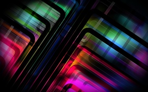 Wallpaper line, color, 150