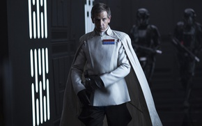 Picture man, movie, film, powerful, uniform, seifuku, spin-off, blaster, Rogue One: A Star Wars Story, Rogue …