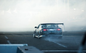 Picture Silvia, Nissan, Drift, S14, FornulaD