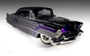 Wallpaper Cadillac, lowrider, tuning, Firemaker