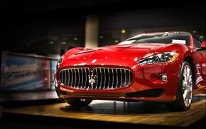 Picture auto, Maserati, Machine, black