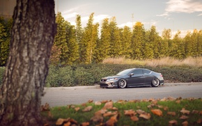 Picture Honda, silver, Honda, coupe, accord, chord, stance