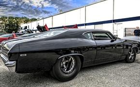 Picture Chevrolet, classic, Chevrolet Chevelle