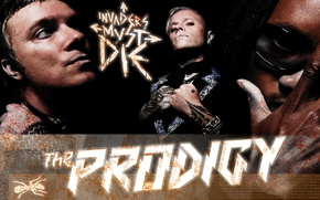 Picture music, composition, Techno, The Prodigy, breakbeat, Liam Howlett, Keith Flint, Maxim Reality, Alternative dance