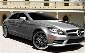 Picture mercedes benz, tuning, cls, asanti