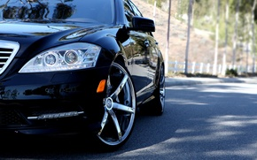 Picture Headlight, Mercedes, Mercedes, S-classe, W221