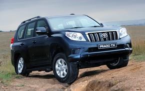 Picture Auto, Machine, Wallpaper, Jeep, Toyota, SUV, Land, Toyota, Cruiser, Cruiser, Lend, TLC Prado, Prado, TLC …