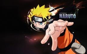 Wallpaper Anime, Ninja, Naruto, Naruto, Uzumaki, Uzumaki, Kunai, Headband