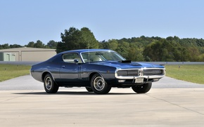 Picture 1971, Dodge, Charger, R/T