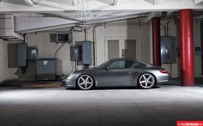 Picture 911, Porsche, wheels, vossen