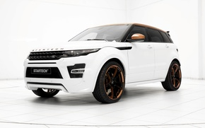 Picture Range Rover, Evoque, Ewok, range Rover, 2014, Startech