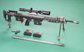 Picture wallpaper, German, gun, military, weapon, Germany, sniper, rifle, sniper rifle, bipod, telescopic sights, ordnance, BMG, …