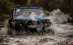 Picture race, 4x4, offroad, LADA, trophy, niva, tunning, mudding, Lada - niva