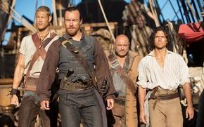 Picture pirates, the series, Toby Stephens, Black Sails, Black sails