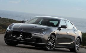 Picture Maserati, Ghibli