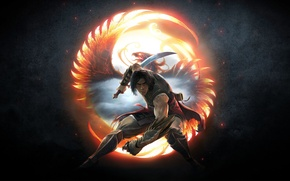 Picture art, Prince Of Persia, Donovan Valdes
